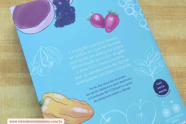 A Dieta Smartfood, Editora Rocco, Eliana Liotta