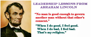 Effective leadership -A Article on it's Definition,characteristics,Qualities,styles,Quotes,skill,concept,factors,theories,Roles,Components & Leadership lessons from Abraham Lincoln