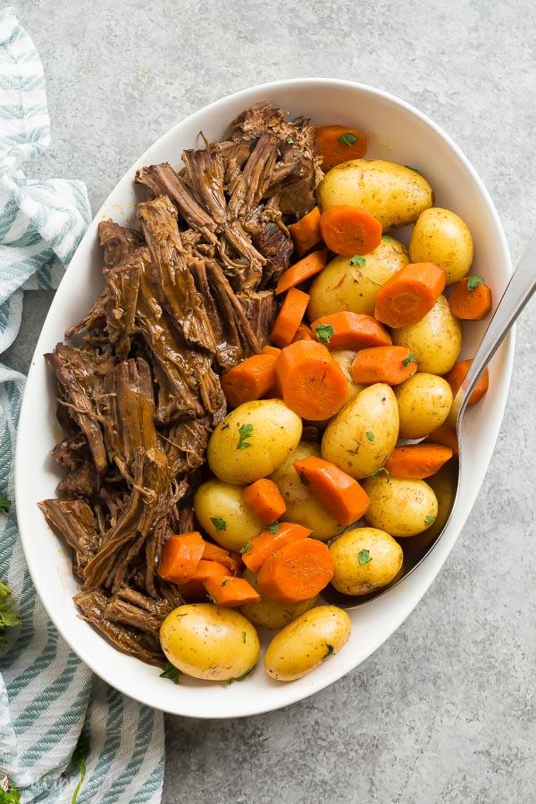 Instant Pot Pot Beef Roast Recipe