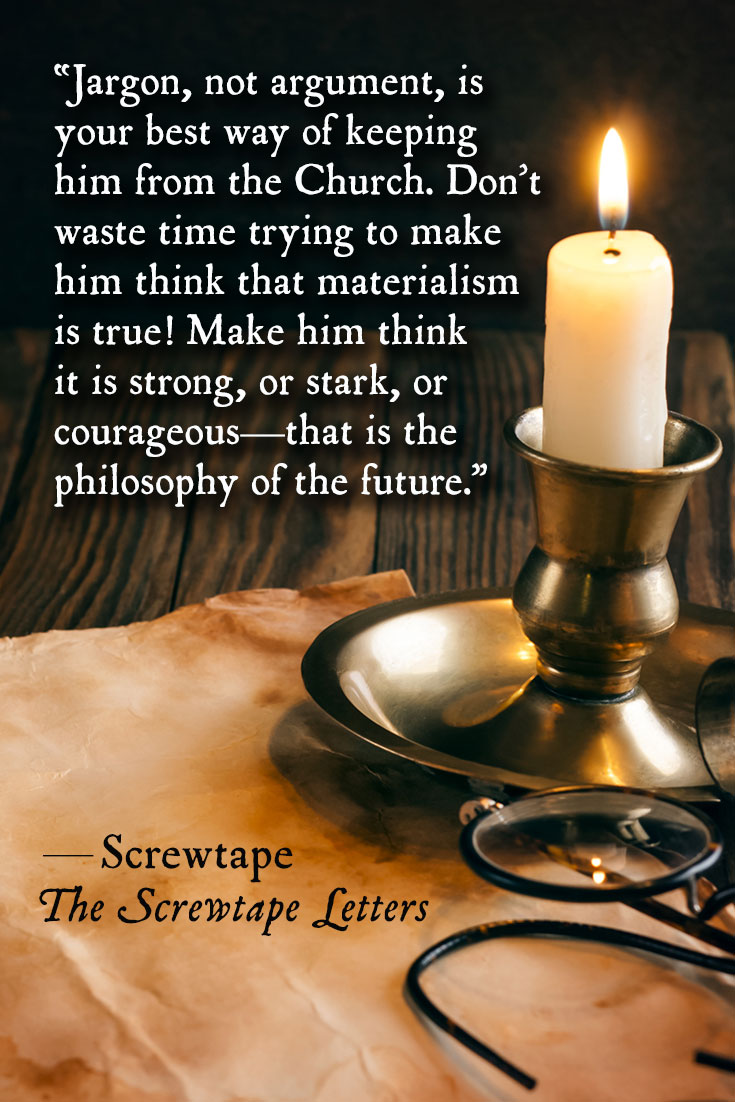 A Great Book Study The Screwtape Letters by C S Lewis