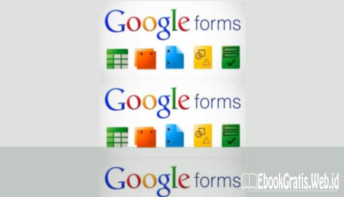 Ebook Cara Mengoperasikan Google Drive (Formulir)