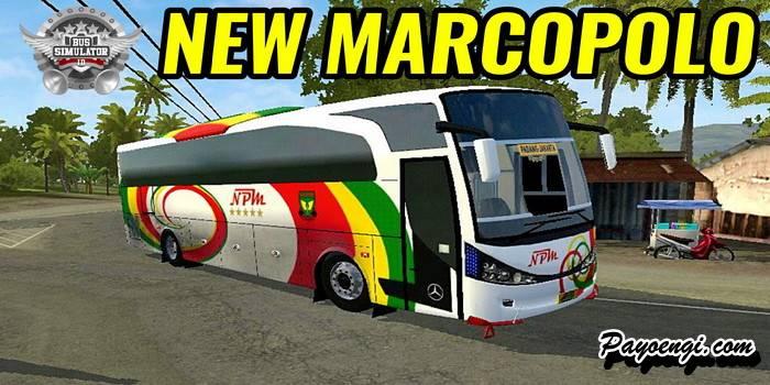 mod bussid new marcopolo