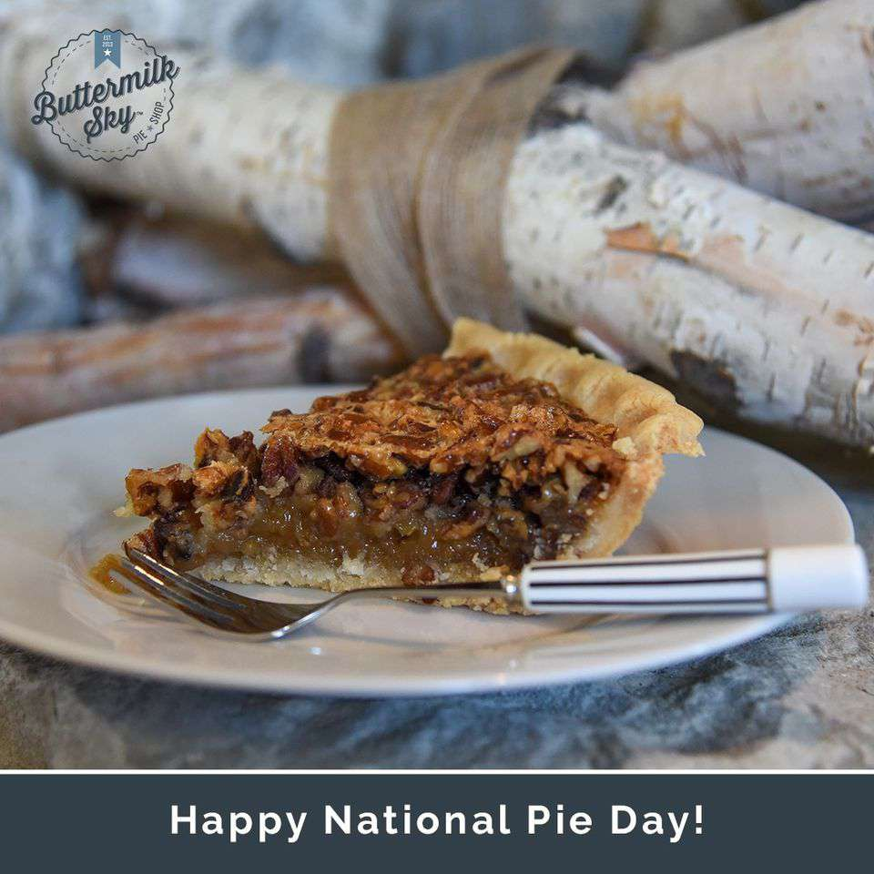 National Pie Day Wishes Images