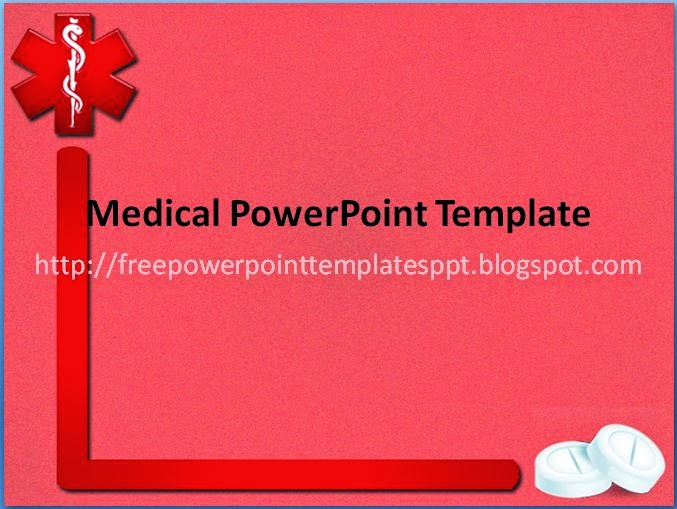 Free Medical Powerpoint Templates    Background For