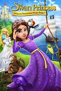 Watch The Swan Princess: Princess Tomorrow, Pirate Today! Online Free in HD