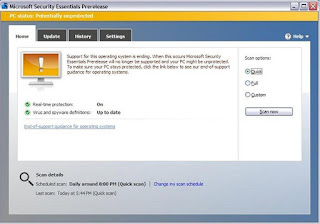 MICROSOFT SECURITY ESSENTIAL Cover Photo
