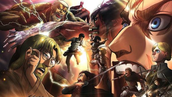 جميع حلقات أنمي Shingeki no Kyojin Season 3 Part 2 مترجم