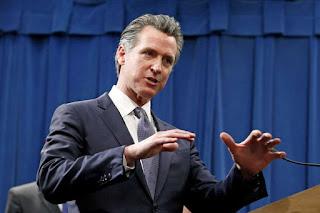 California Gov May Declare Martial Law