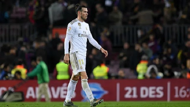 Talks between Tottenham and Real Madrid about Gareth Bale's deal today