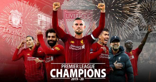 Ngoại hạng Anh 2020/21 rực lửa – Liverpool quá mạnh, sẽ lại áp đảo quần hùng?