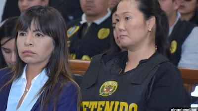 Poder Judicial deja al voto pedido de excarcelación de Keiko Fujimori