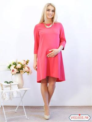 vestidos para embarazadas de primavera