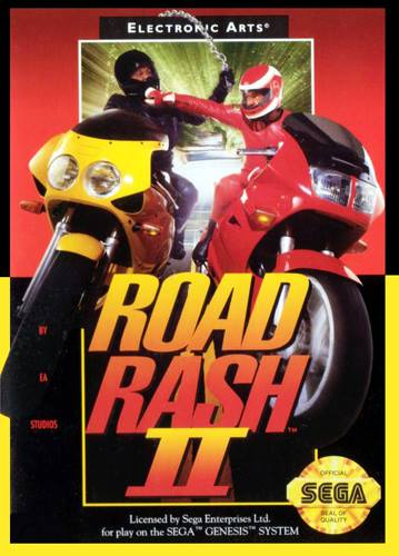 Road Rash 2 Free Download For PC Full Version