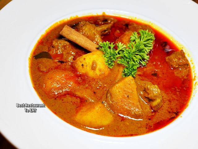 ECO WINE KUCHAI LAMA - Snack Menu - Pork Curry