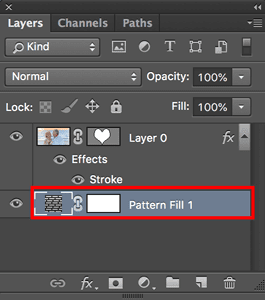 cara membuat pola custom photoshop