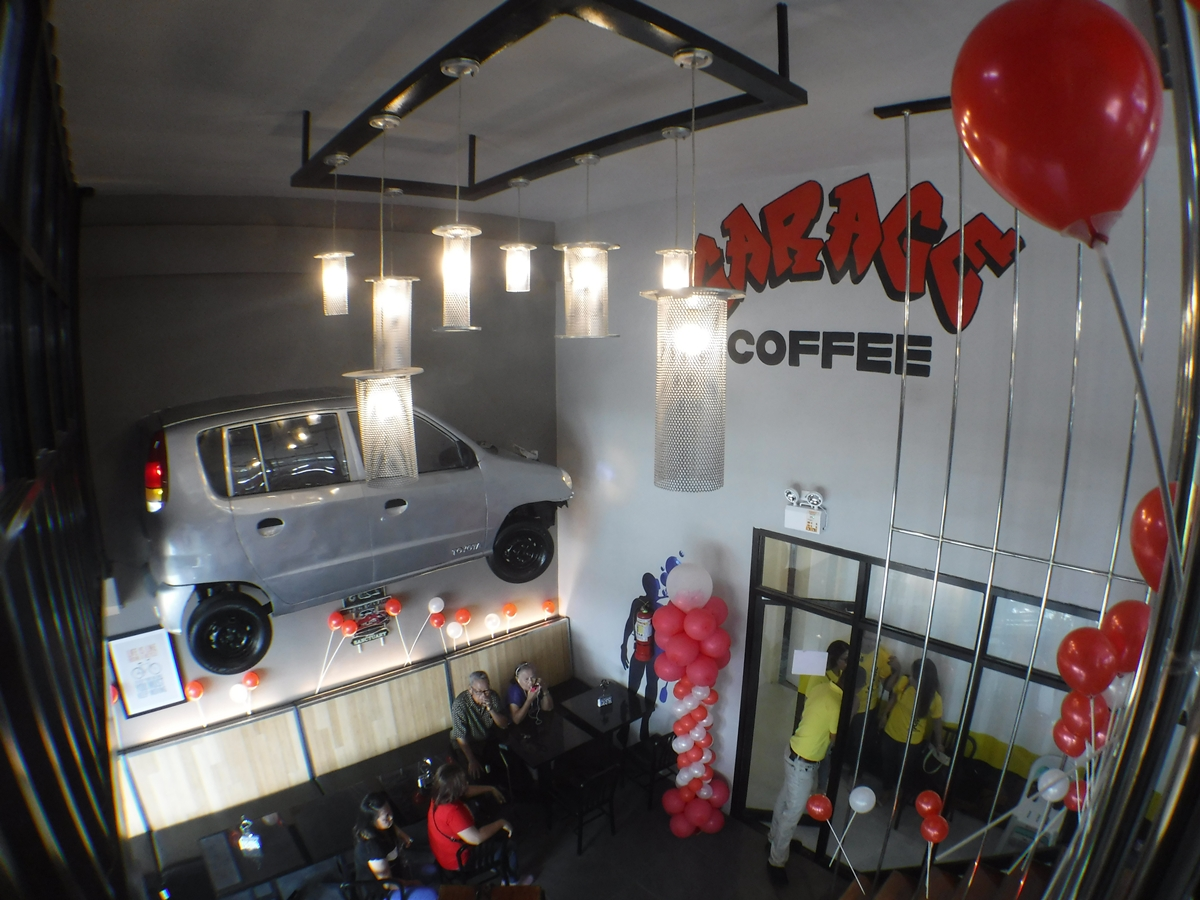 Garage Coffee - newest coffee shop in Surallah