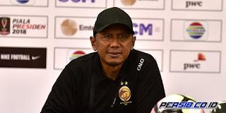 Rahmad Darmawan Sebut Strategi Persib Bandung Mengagetkan