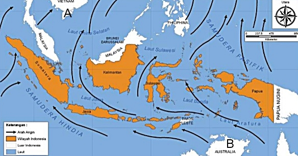 "Lembar Kerja Peserta Didik ""Pengaruh Perubahan dan Interaksi Keruangan Terhadap Kehidupan di Negara-negara ASEAN """