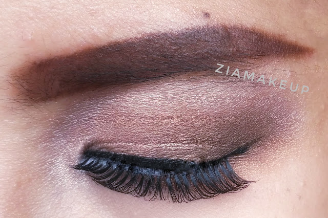 Review Wardah EyeXpert Eyeshadow Nude | ZIAMAKEUP