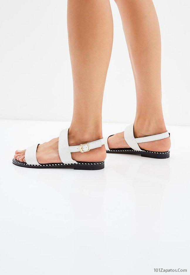 última tecnología buena calidad nueva estilos Sandalias de Moda Bajitas ¡Modelos 2019! | Zapatos, Botas ...