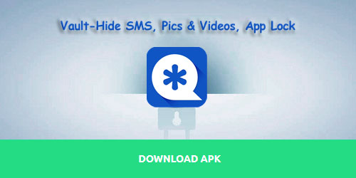 Vault Best Free Apps and Files Locker Download For Mobile
