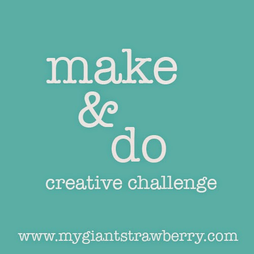 logo for make and do creative challenge