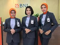 PT Bank BNI Syariah - Penerimaan Untuk Frontliner, Marketing, Back Office BNI Syariah February 2020