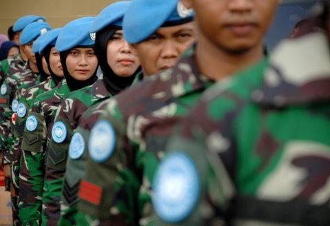 Serma Rama Wahyudi, Prajurit Indonesia Pertama yang Gugur di Misi Perdamaian PBB