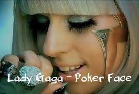 Poker Face Lyrics Lady Gaga Alfa Creations Lyrics And Events