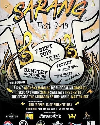 SARANG FEST 2019