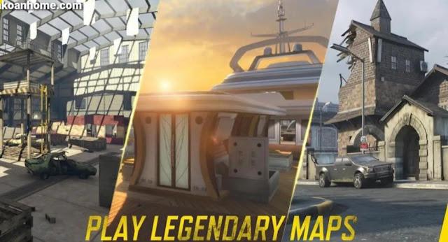 تحميل لعبة Call of Duty Mobile APK للاندرويد برابط مباشر