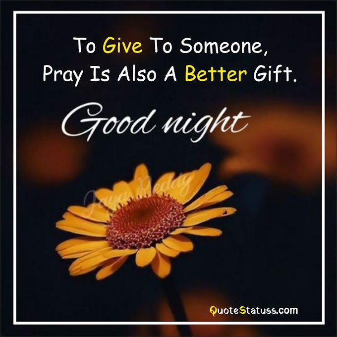 Best { Top 10 } Good Night Blessings 2021 | Blessings Quotes | Blessings Good Night | Quote Statuss