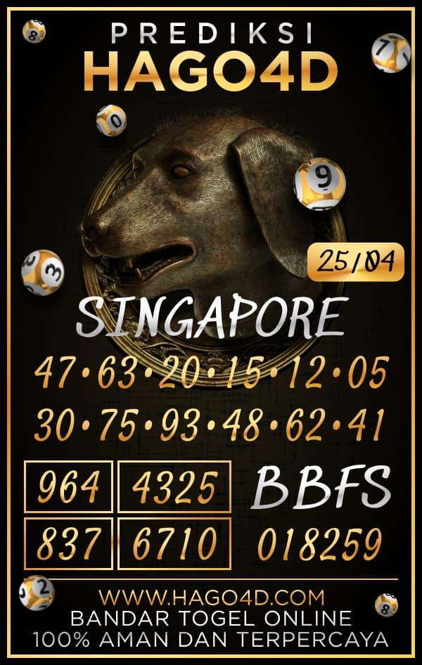 Hago4D - Prediksi Togel Singapore