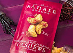Free Sahale Snacks Pomegranate Vanilla Cashews Glazed Mix