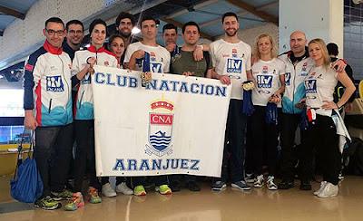 Natación Master Aranjuez