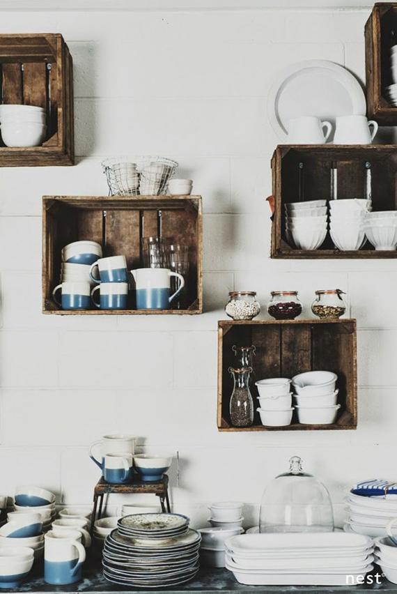 5 creative kitchen storage ideas you can diy | my paradissi