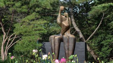 Grounds For Sculpture,  museo y jardín de esculturas contemporáneas