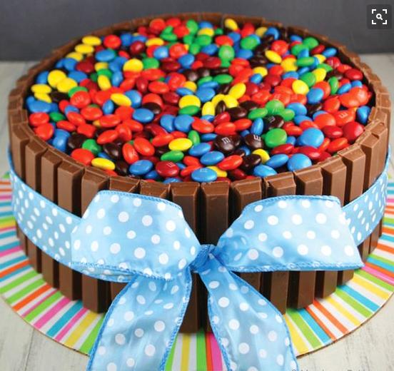 Gambar Model Contoh Kue Ulang Tahun Simpel