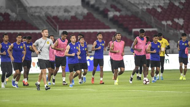 Lawan Timnas Dan Malaysia Rajin Cetak Gol Di GBK 2019
