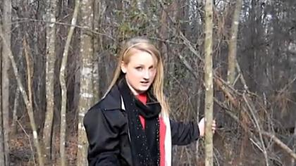 Watch this: Bigfoot Hunting In Alabama. Girl Finds Nothing And We Liked It