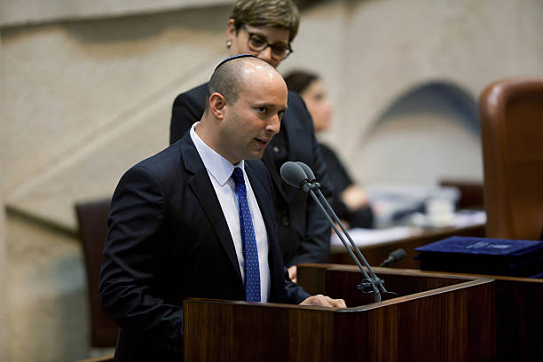 Israel's new PM Naftali Bennett promises to unite the country