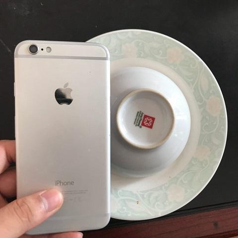 Điện thoại Iphone đánh xóc đĩa