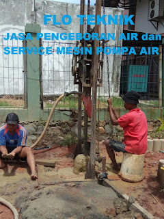 Pengeboran Jet pump