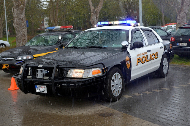 Police Beacons Lights