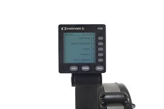 Concept2 PM5 Monitor, image