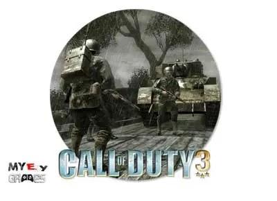 تحميل لعبة Call of Duty 3 الأصلية للكمبيوتر من ميديا فاير مجانا