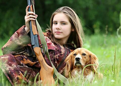 5 Cara Melatih Anjing Berburu Hobinatang