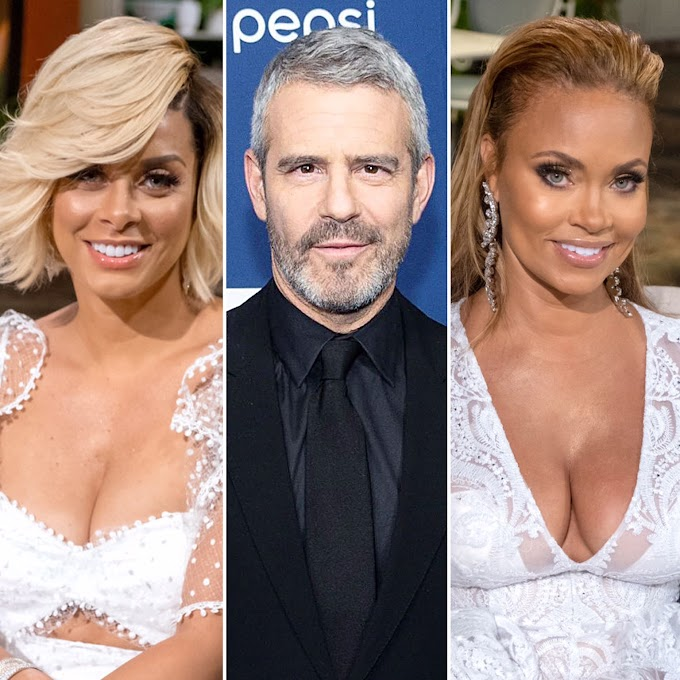 "Andy Cohen And Robyn Dixon Tease 'Dramatic' RHOP Season 5 Reunion! Plus Gizelle Bryant Admits She Had A ""Major Breakdown""; Says ""It Was A Doozy… It Didn't Go Well For Me"""
