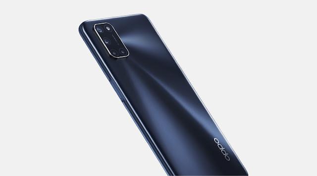 مراجعة هاتف OPPO A72 الجديد: شاشة مثقبة وبطارية كبيرة وسعر معدل