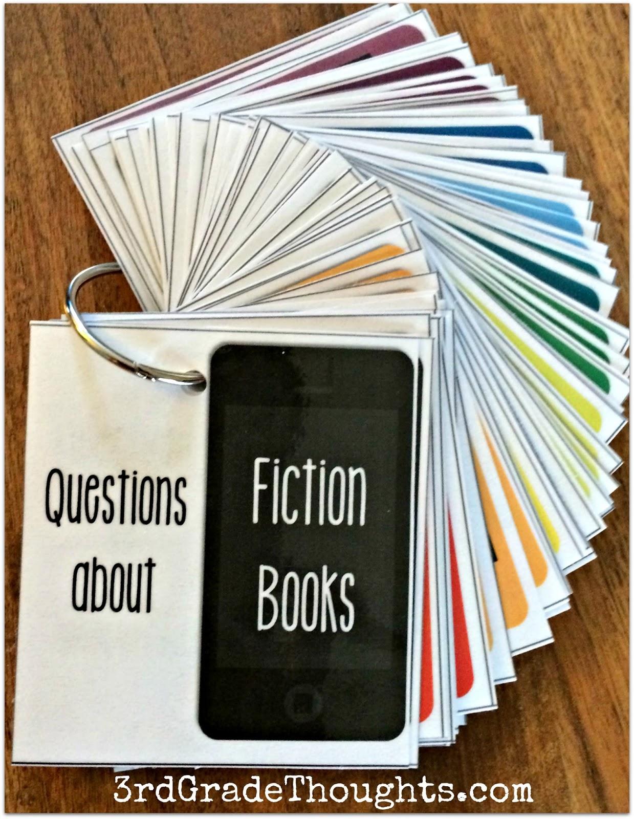 Qr Critters Fiction Amp Nonfiction Questions For Reading Responses
